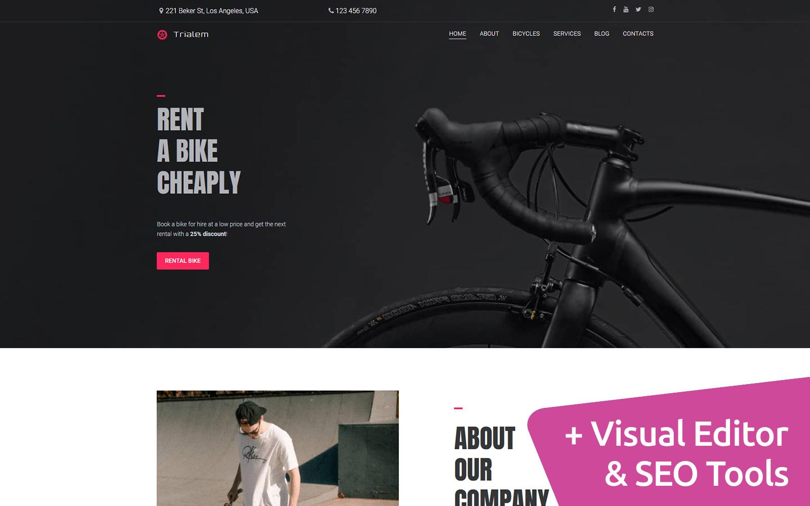 Trialem - Bike Rental №101735