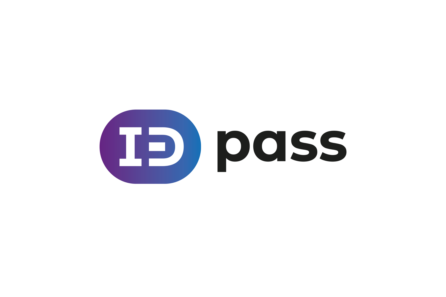 ID pass Logo Template