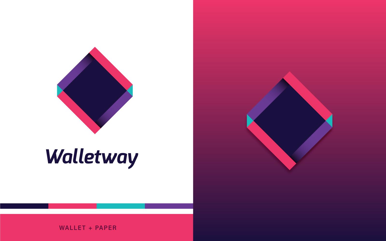 Walletway Logo Template
