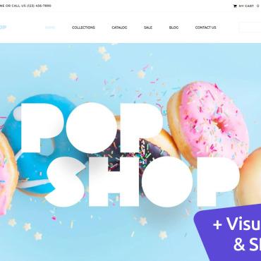 Купить  пофессиональные MotoCMS шаблоны для интернет-магазинов. Купить шаблон #102547 и создать сайт.