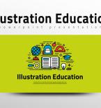 Образование. Шаблон сайта 102755
