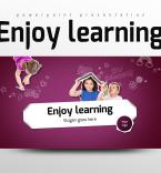 Образование. Шаблон сайта 102757