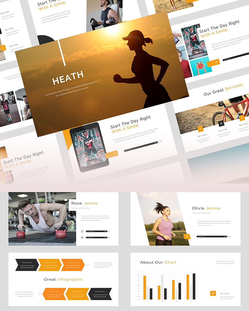 Heath for You Business №102720