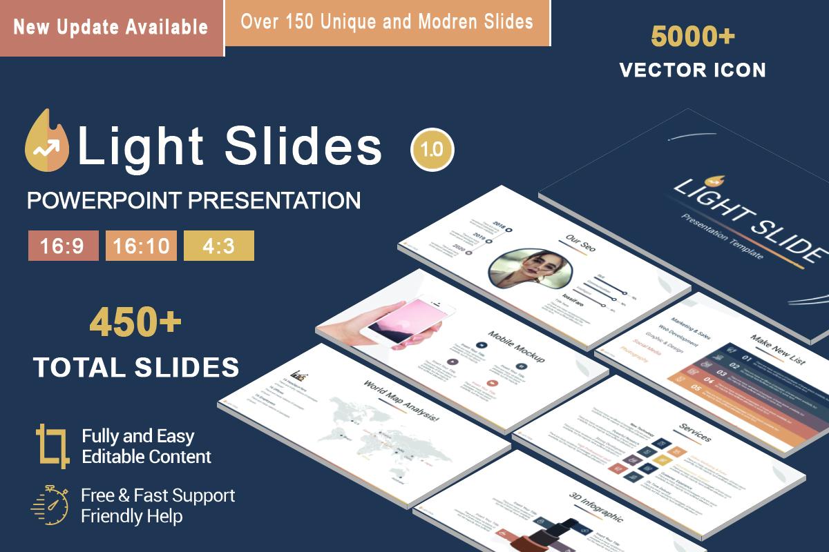 Light Slides №102762