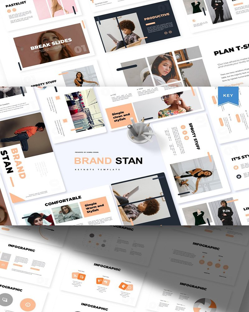 Brandstan | Template para Keynote №102860