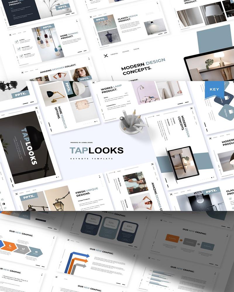 Taplooks | Template para Keynote №102827