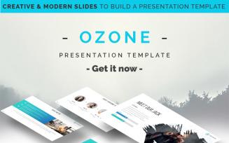 OZONE Keynote Template