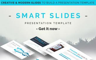 SMART-slide Keynote Template