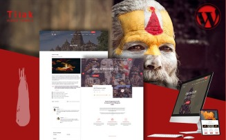 Tilak | Hindu Temple WordPress Theme