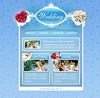Flash: Low Budget Personal Pages Flash Site Wedding