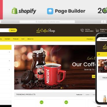 Купить  пофессиональные Shopify шаблоны. Купить шаблон #104269 и создать сайт.