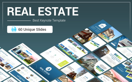 Real Estate Keynote Template