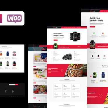 Купить  пофессиональные WooCommerce шаблоны. Купить шаблон #104831 и создать сайт.