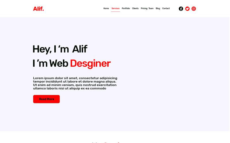 Alif one page №104835