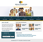 Website: Society & Culture Full Package CSS Most Popular Charity