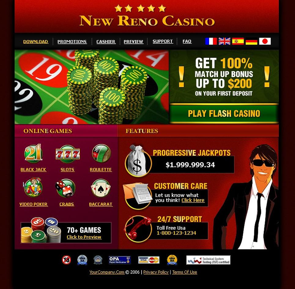 Електронні казино сайти на theInternet Ва банк онлайн казино