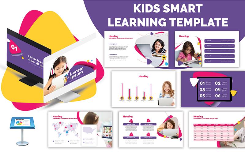 Kids Learning Keynote Template