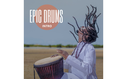 Epic Drums Intro - Audio Track Stock Music