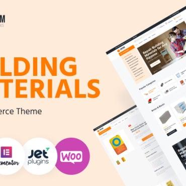 Купить  пофессиональные WooCommerce шаблоны. Купить шаблон #105504 и создать сайт.