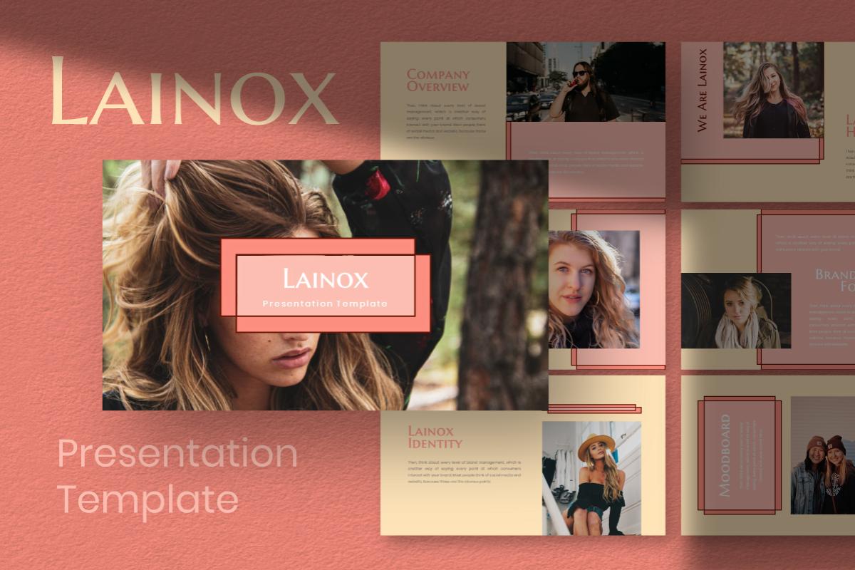 Lainox PowerPoint Template