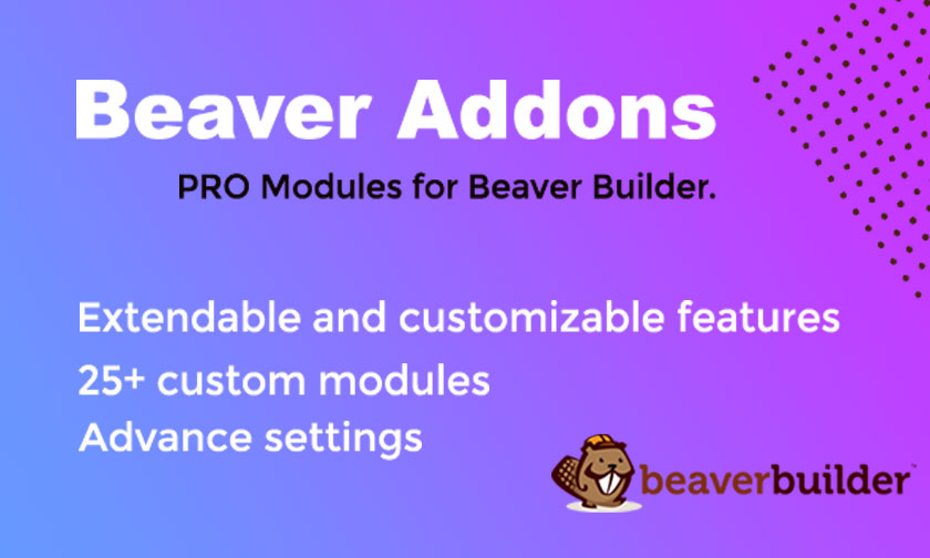 bAddons for Beaver page Builder №105677