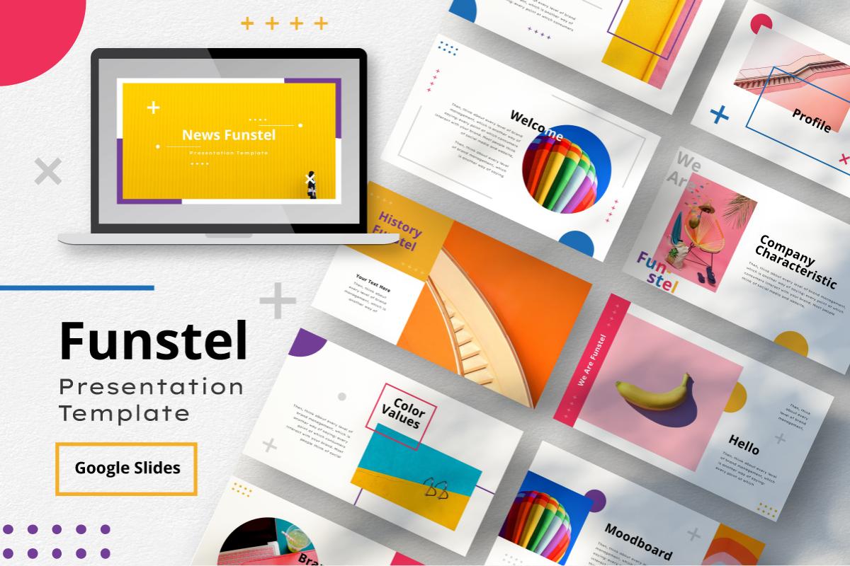 "Google Slides namens ""Funstel"" #105616"