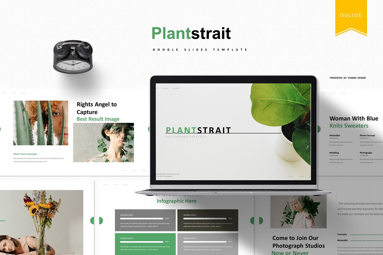 Plantstrait   Google Slides #105851