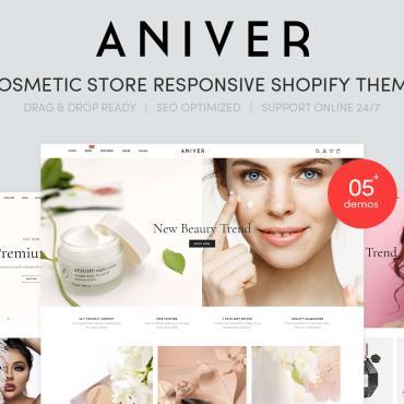 Купить  пофессиональные Shopify шаблоны. Купить шаблон #106055 и создать сайт.