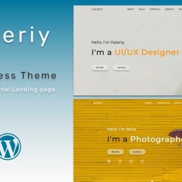 Купить  пофессиональные WordPress темы. Купить шаблон #106056 и создать сайт.