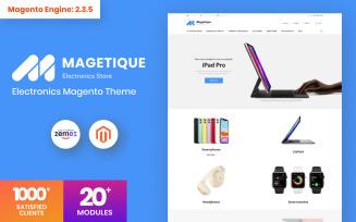 Magetique - Electronics Store Magento Theme