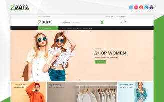 Zaara - Fashion Store