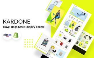 KarDone Travel Bags Store Shopify Theme
