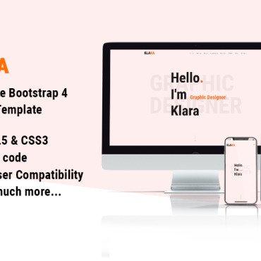Купить  пофессиональные Bootstrap и html шаблоны. Купить шаблон #107870 и создать сайт.