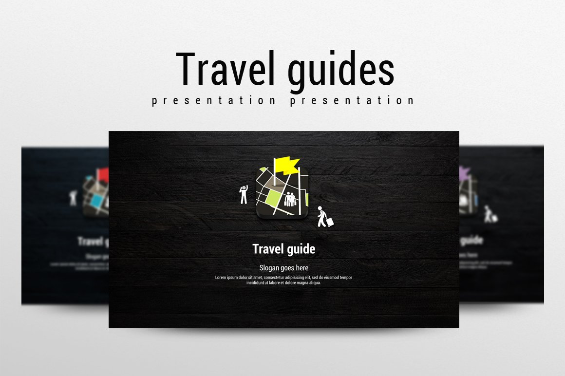 Travel Guide PowerPoint Template