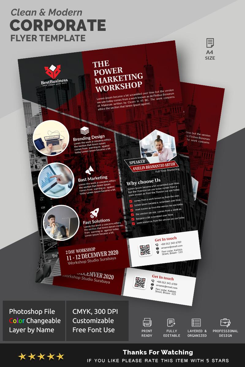 Creative Business Flyer Corporate Identity Template