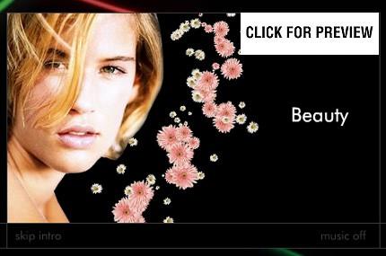 ADOBE Photoshop Template 10806 Home Page Screenshot
