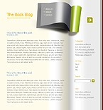 Themes for Wordpress 2.0.1 - 2.0.5: Books WordPress Themes