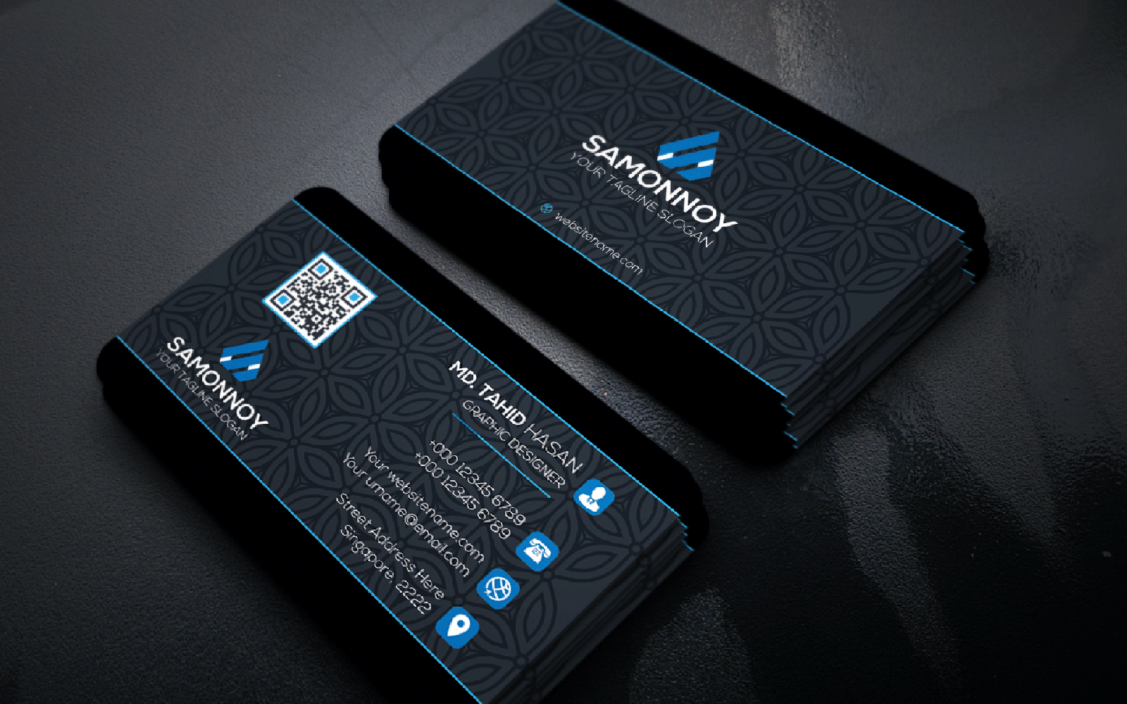Business Card Corporate Identity Template