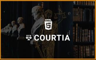 Courtia - Law Multipurpose HTML5 Website Template