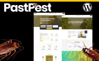 Pastpest | Pest exterminator WordPress Theme