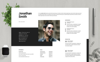 Jonathan Smith | Web Designer