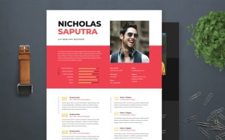 Nicholas Saputra | Professional and Clean