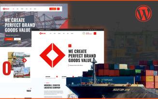 Delco   Cargo & Shipping WordPress Theme