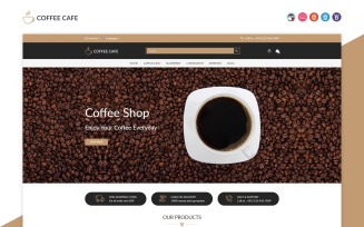 Coffee PrestaShop Theme