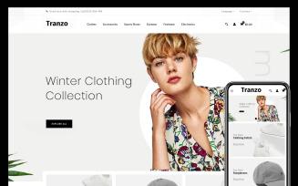 Tranzo Fashion Accessories Store PrestaShop Theme