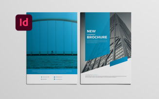 Company Profile Brochure - Corporate Identity Template