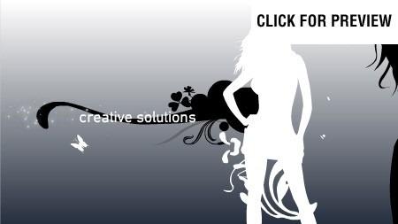 Szablon Intro Flash #10944 na temat: studio projektowe FLASH INTRO SCREENSHOT
