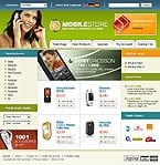 CRE Loaded: Communications Online Store/Shop Electronics CRE Loaded Templates