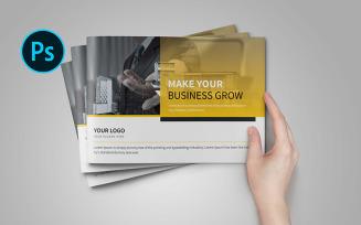 Minimal Multipurpose Business Brochure - Corporate Identity Template