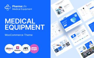 PharmaLife - Pharmacy WooCommerce WordPress Responsive Theme
